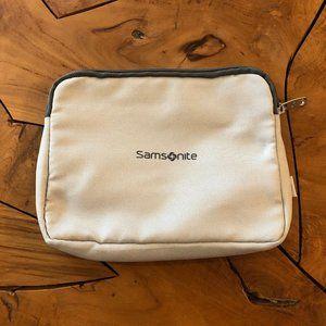 Lufthansa Samsonite Travel Bag Toiletry Case